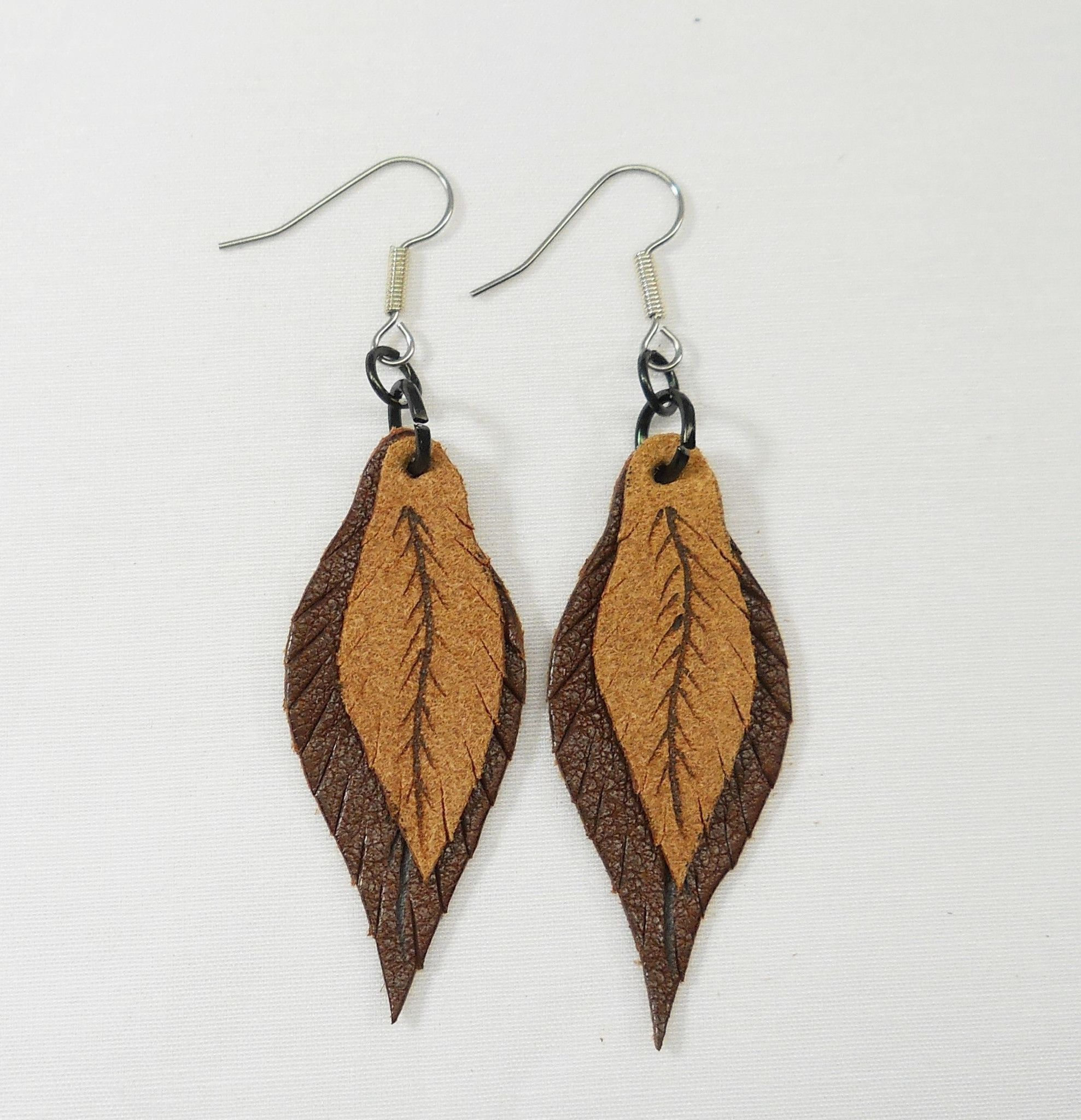 feather aqua feathered versona ombe item default l earrings