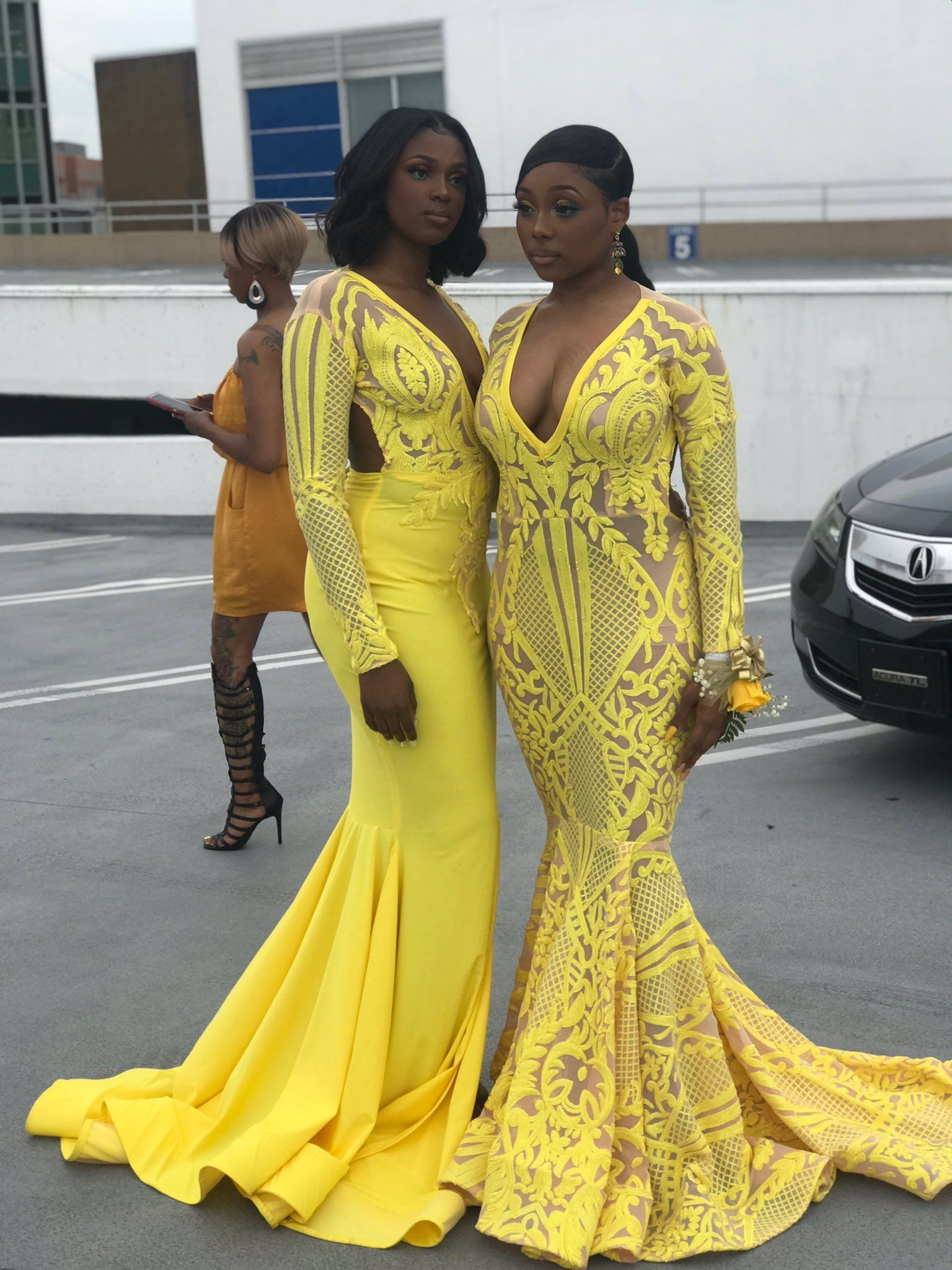 Pin By Zakia Chanell Lifestyle Fa On Prom Prom Outfits Prom Dresses Yellow Prom Girl Dresses [ 2048 x 1536 Pixel ]