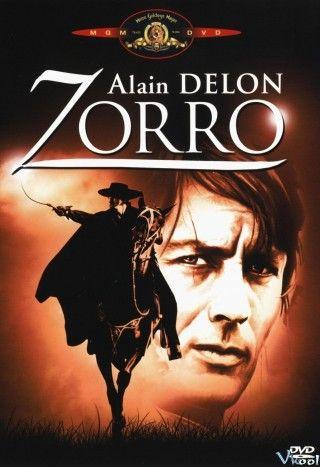 Huyền Thoại Zorro - HD