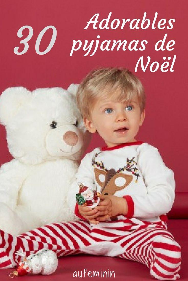 quel pyjama de no l choisir pour mon enfant on craque pour ces pyjamas de no l enfants noel. Black Bedroom Furniture Sets. Home Design Ideas