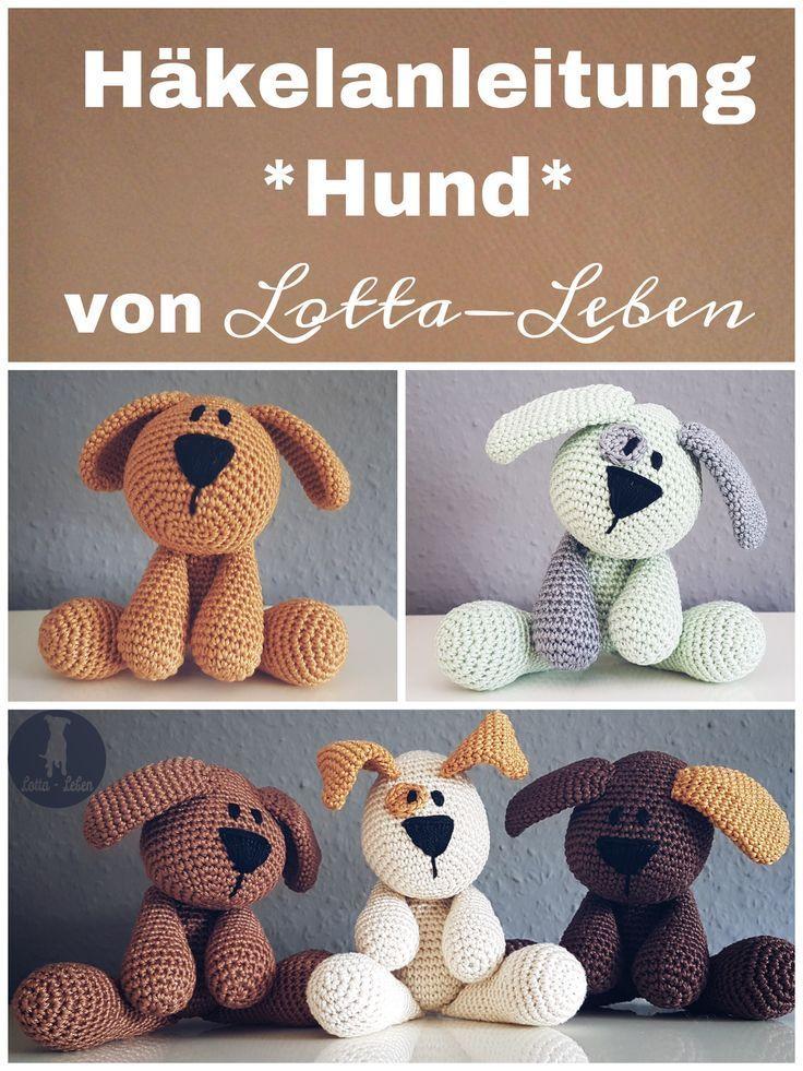 Photo of Crochet pattern * dog *, # crochet pattern #dog