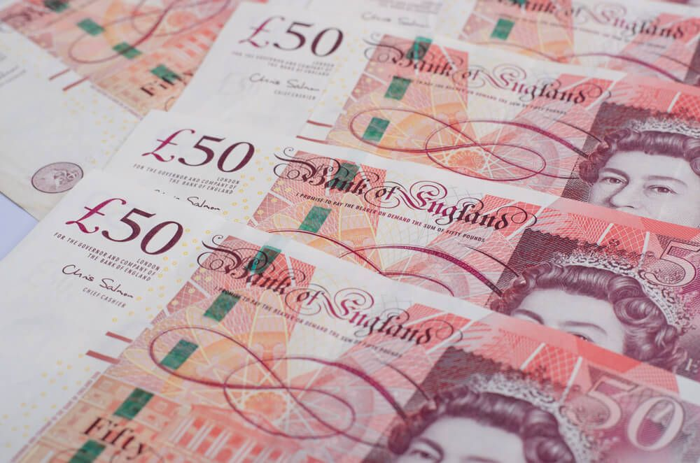 Uk Currency Falls With Yuan Finance Brokerage Pound Money Currency Forex