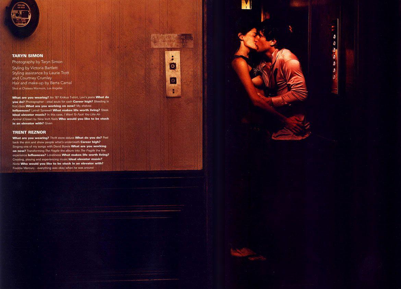 Trent Reznor -- Taryn Simon | trent reznor | Pinterest ...