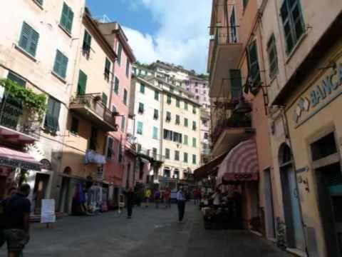 Cinque Terre, Italy - Riomaggiore, Manarola, Corniglia, Vernazza & Monterosso - YouTube