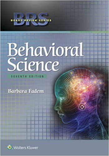 Brs behavioral science 7th edition pdf download e book medical prepare for success on the usmle with this up to date resource offering current coverage of behavioral science psychiatry epidemiology and fandeluxe Gallery