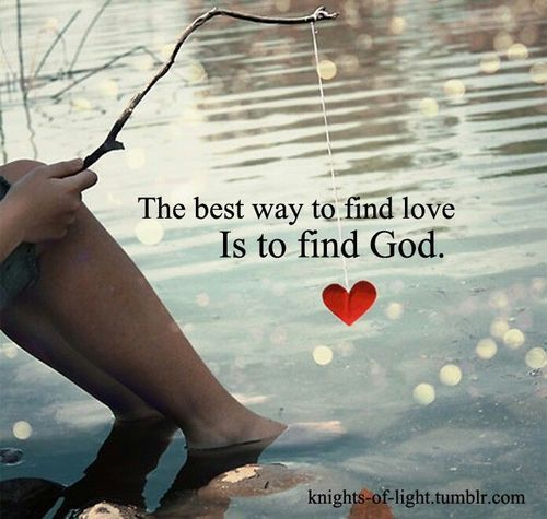 Best Way To Clean Marble Bathrooms: The Best Way To Find Love Is To Find God. ♥