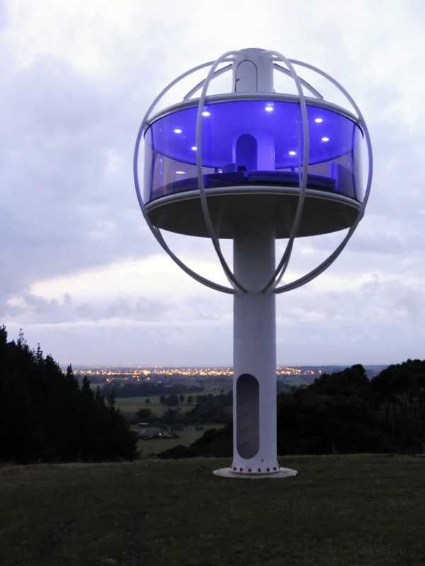 Skysphere solar powered man cave in the sky men cave cave and solar