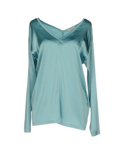 CYCLE Women's Blouse Turquoise M INT