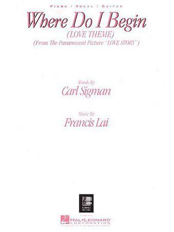 Where Do I Begin Love Story Free Piano Sheet Music Francis Lai Freepianosheets Net Piano Sheet Music Free Free Piano Sheet Music