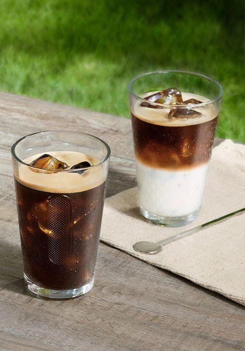 Iced Americano Recipe Iced Americano Coffee Recipes Americano Recipe
