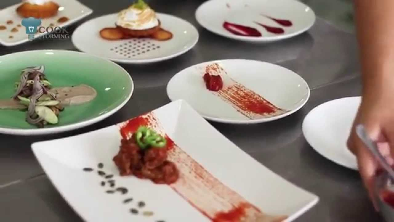 El emplatado de salsas seg n su consistencia for Tecnicas de alta cocina