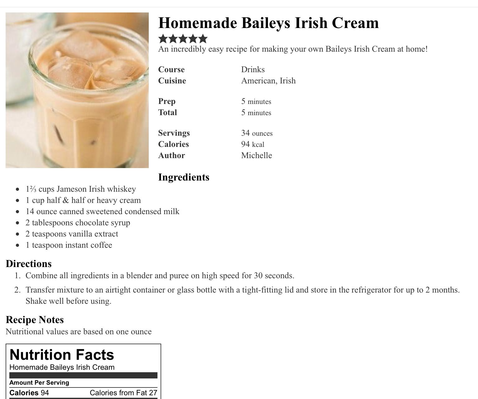 Pin By Karen Storie On Drink Recipes (With Images