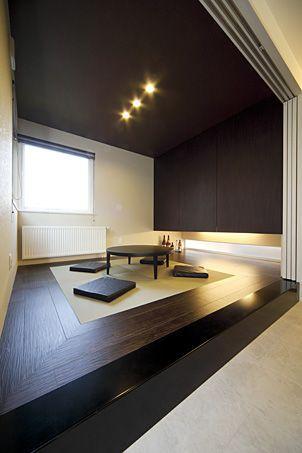 和モダンなインテリア 家は照明デザインがおしゃれ 家具 外観