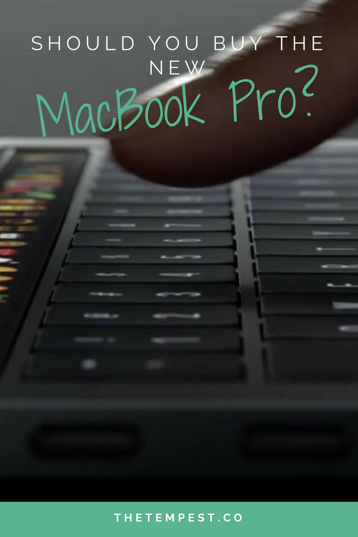 Apple still has big shoes to fill. | Is the new Apple MacBook Pro worth the money? | Apple | MacBook | MacBook Pro | Creative | Cost too much | Affordable for college students