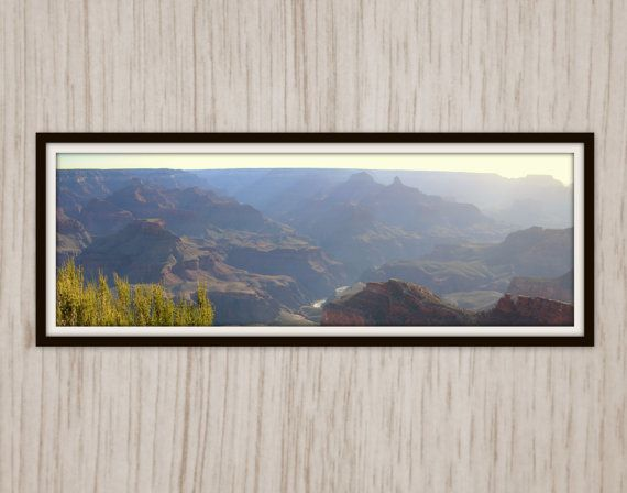 The World Beyond Wanderlust Grand Canyon National Park Panoramic Print 5x15 8x24 10x30 11x28 With Images Panoramic Print Grand Canyon National Park National Parks