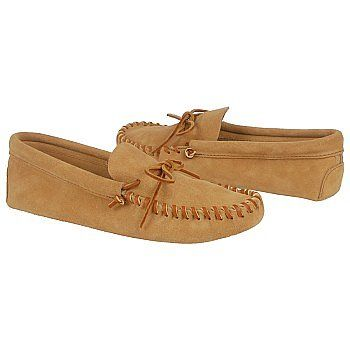 bfe00b63d75f1a Minnetonka Moccasins. $42. Old Friend Slippers, Minnetonka Shoes, Men's  Leather, Leather
