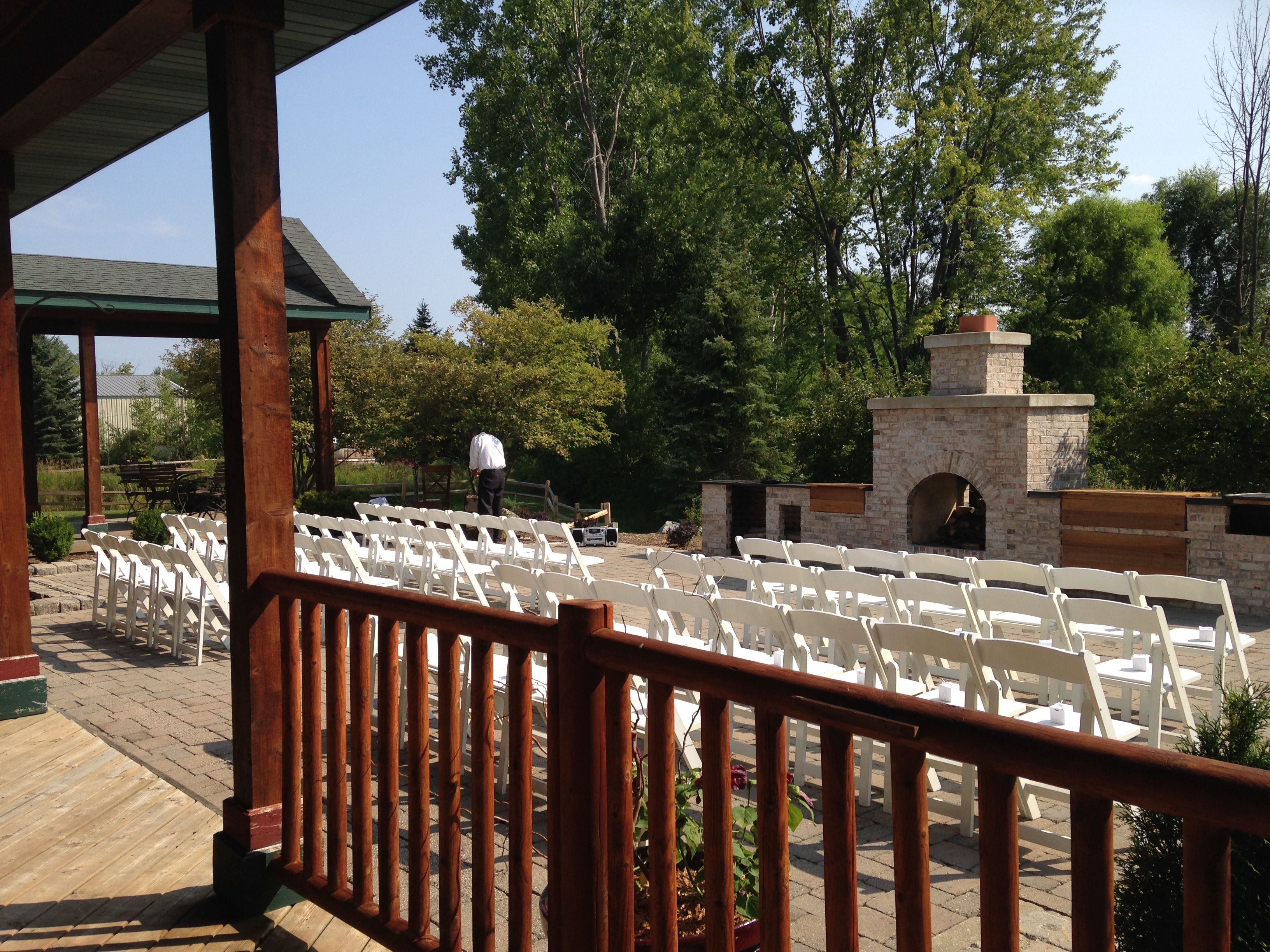 Banquets Michigan wedding venues, Rustic wedding