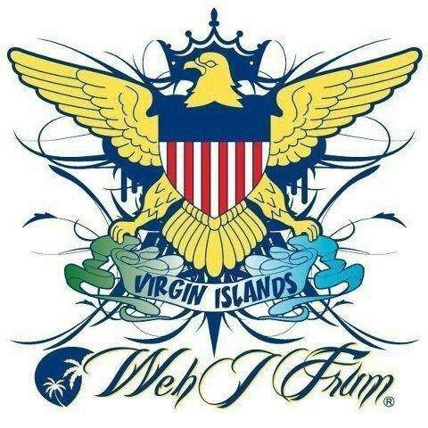 Pin By Kema Maynard On Tatto Virgin Islands Flag St Croix Virgin Islands Carribean Islands