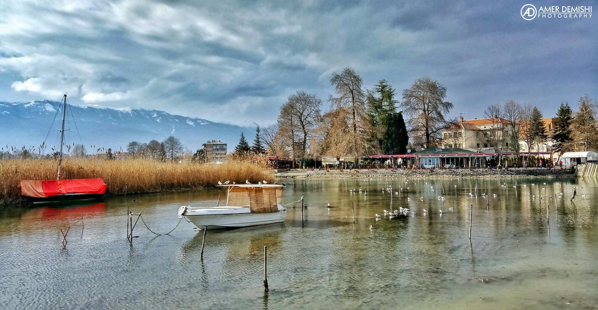 Struga Canal Structures Cabin
