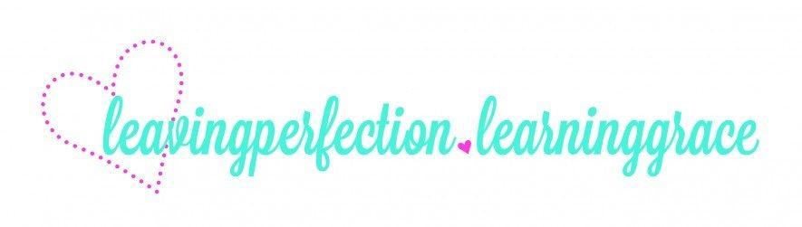 The Secret Is Out...New post @ www.leavingperfectionlearninggrace.com