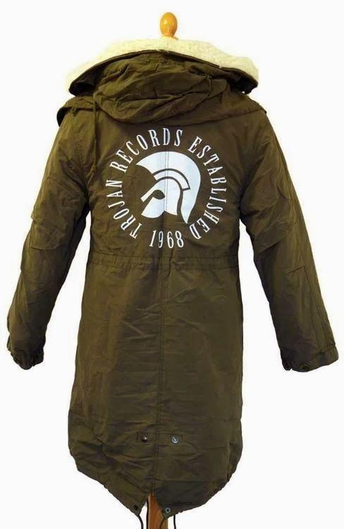 Trojan Records #Coat