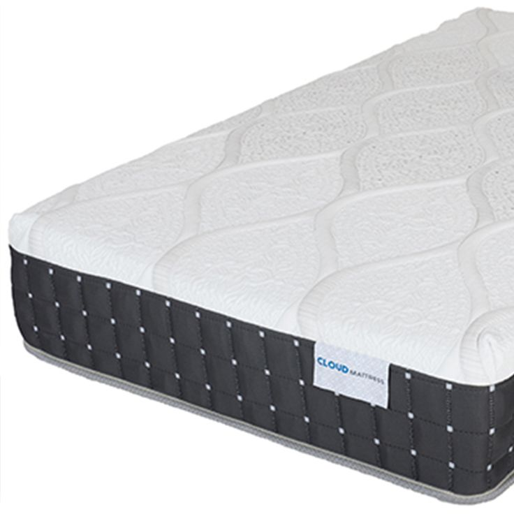 The Cloud Mattress Is Bed In A Box At Lowest Prices Available Online Gel Infused Memory Foam Comfort Best