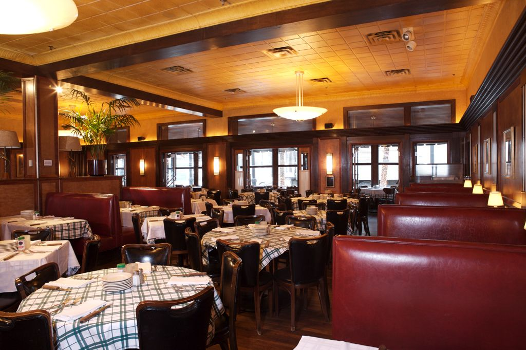 Downtown Chicago Restaurant Gibsons Bar Steakhouse Gibsons Bar