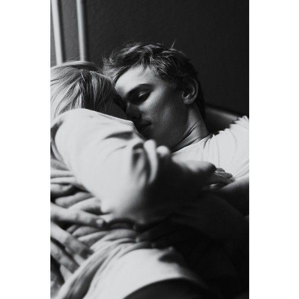 it must be love ❤ liked on Polyvore featuring couples, pictures, backgrounds, black and white and love