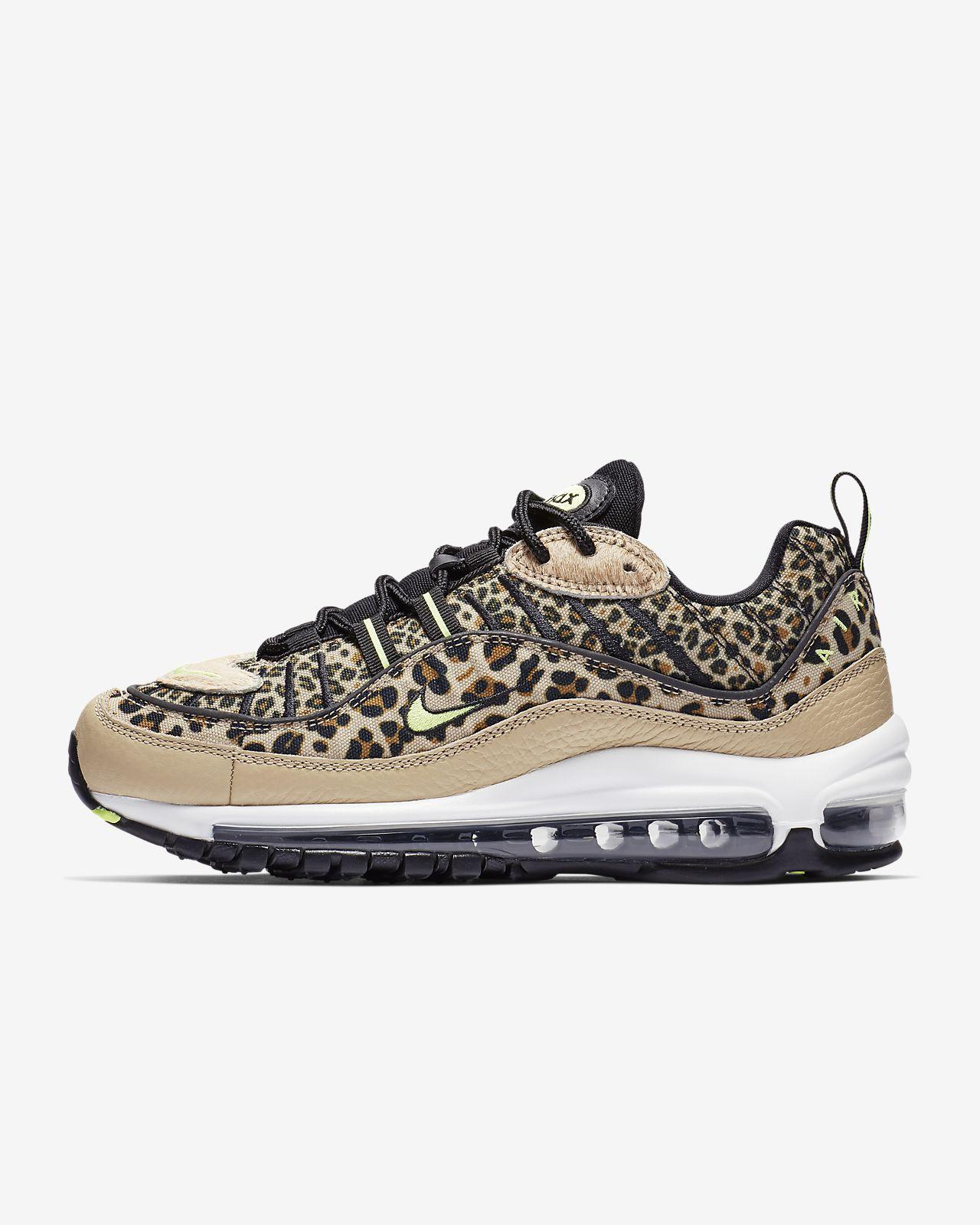 c836b65ebeb3 Air Max 98 Premium Animal Women s Shoe in 2019
