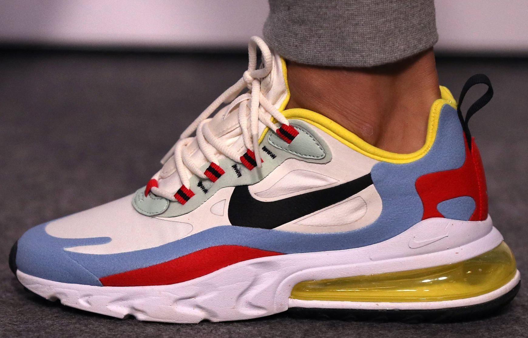 Nike Air Max 270 React | Nike shoes air max, Nike shoes