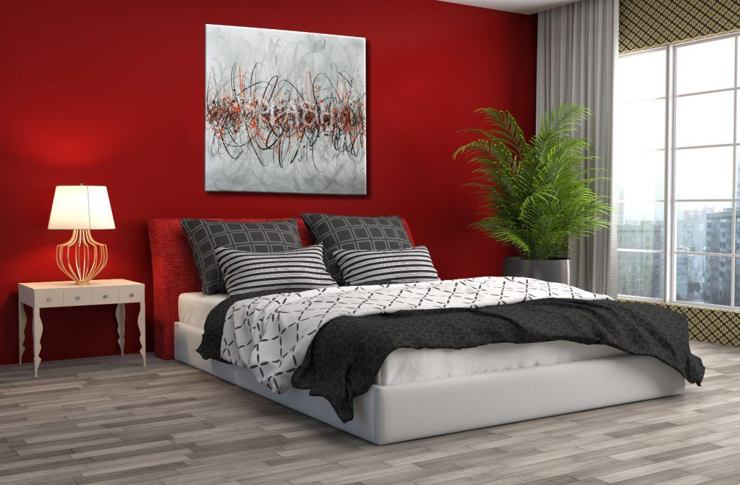 Cuadros para cuartos abstractos habitaciones matrimoniales como hacer ninas modernos habitacion - Cuadros juveniles modernos ...