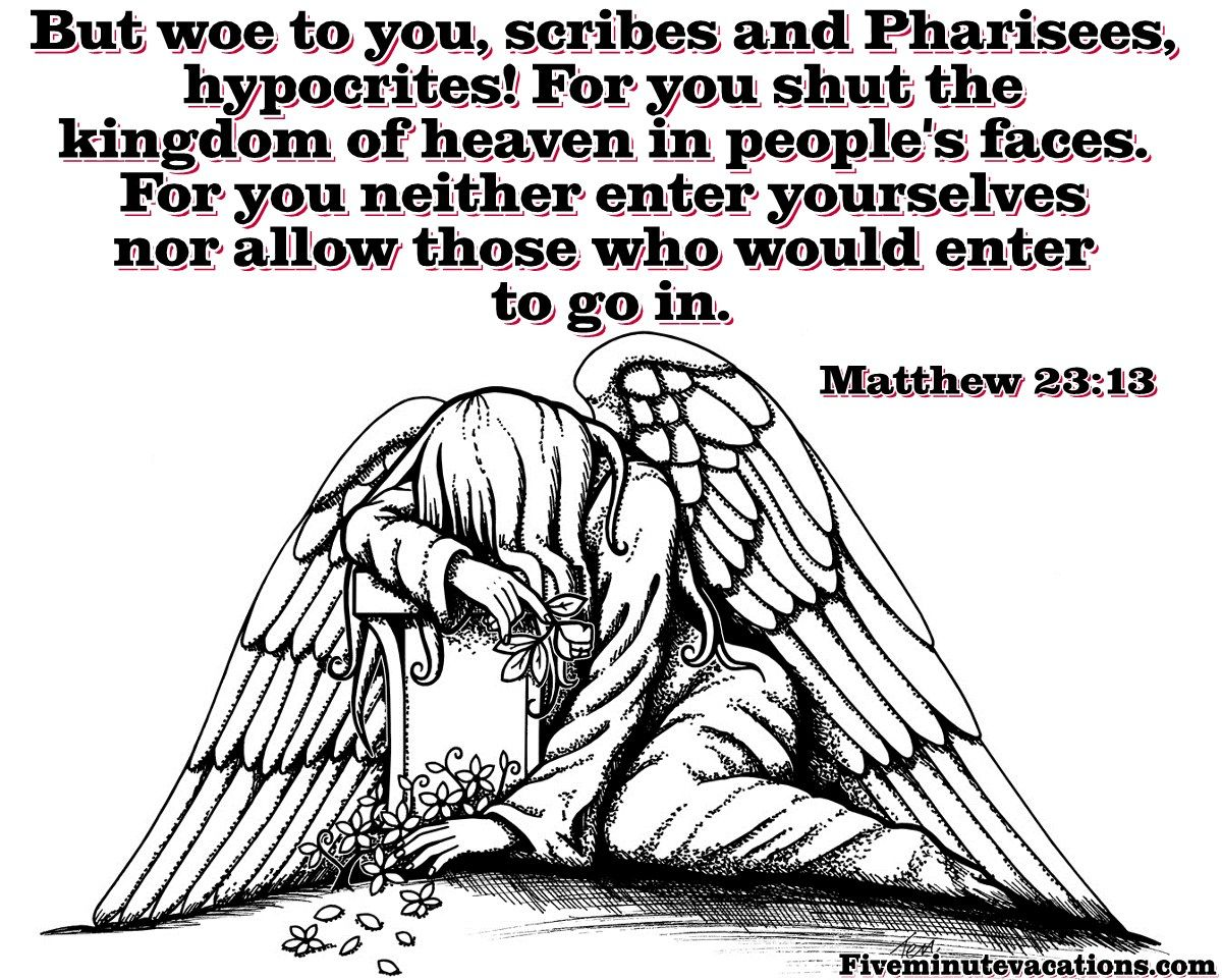 17++ Woe to you scribes and pharisees info