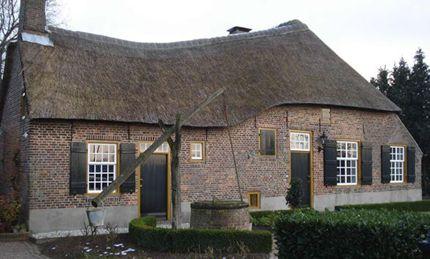 Landelijk Wonen Brabant : Brabantse boerderij antique architecture house