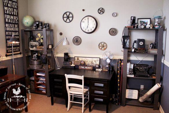 Vintage Home Decor | Ooh la la | Pinterest | Vintage, Vintage decor ...