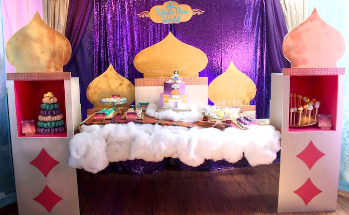 Moroccan Nights Arabian Confetti Aladdin Theme Aladdin Confetti Arabian Nights Moroccan Party Sparkle and Shine Aladdin Party