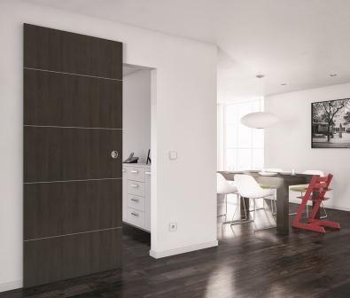 Design 80 M Porta Deslizante Com Ferragem Oculta Porta De Correr Madeira Portas De Correr Portas Interiores
