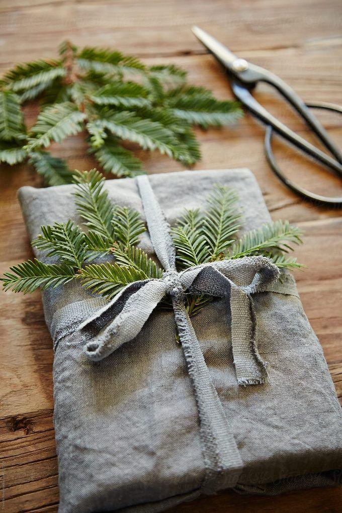 DIY emballage cadeau