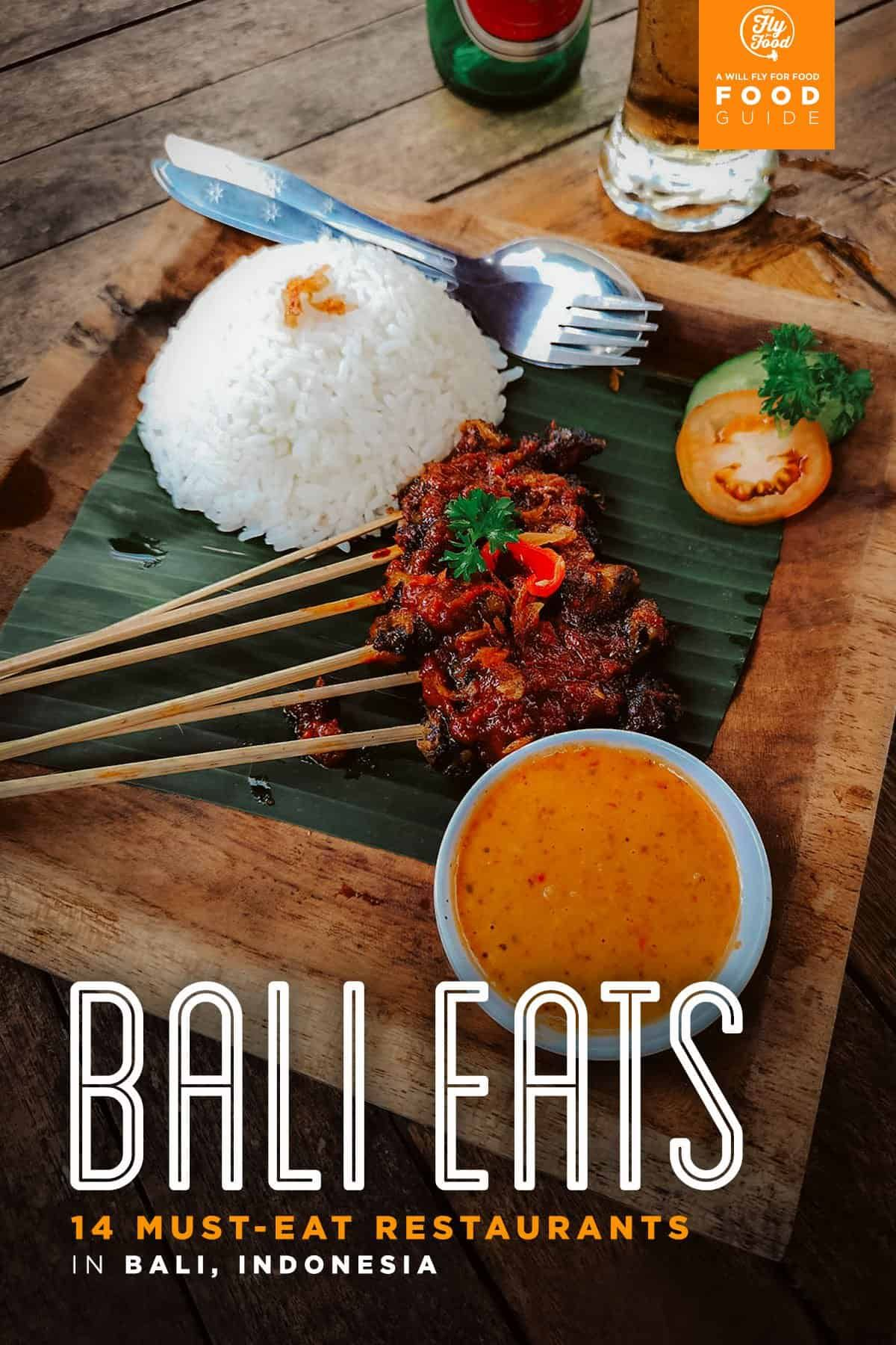 Photo of Bali Food Guide: 14 Must-Eat Restaurants in Bali, Indonesia