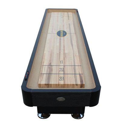 Standard Shuffleboard - Standard shuffleboard table