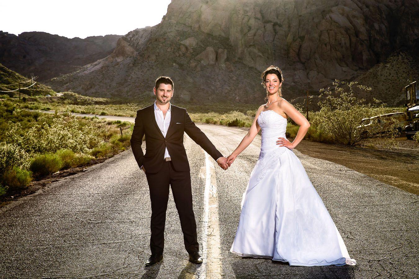 Nelson Ghost Town Weddings | Las Vegas Luv Bug Weddings