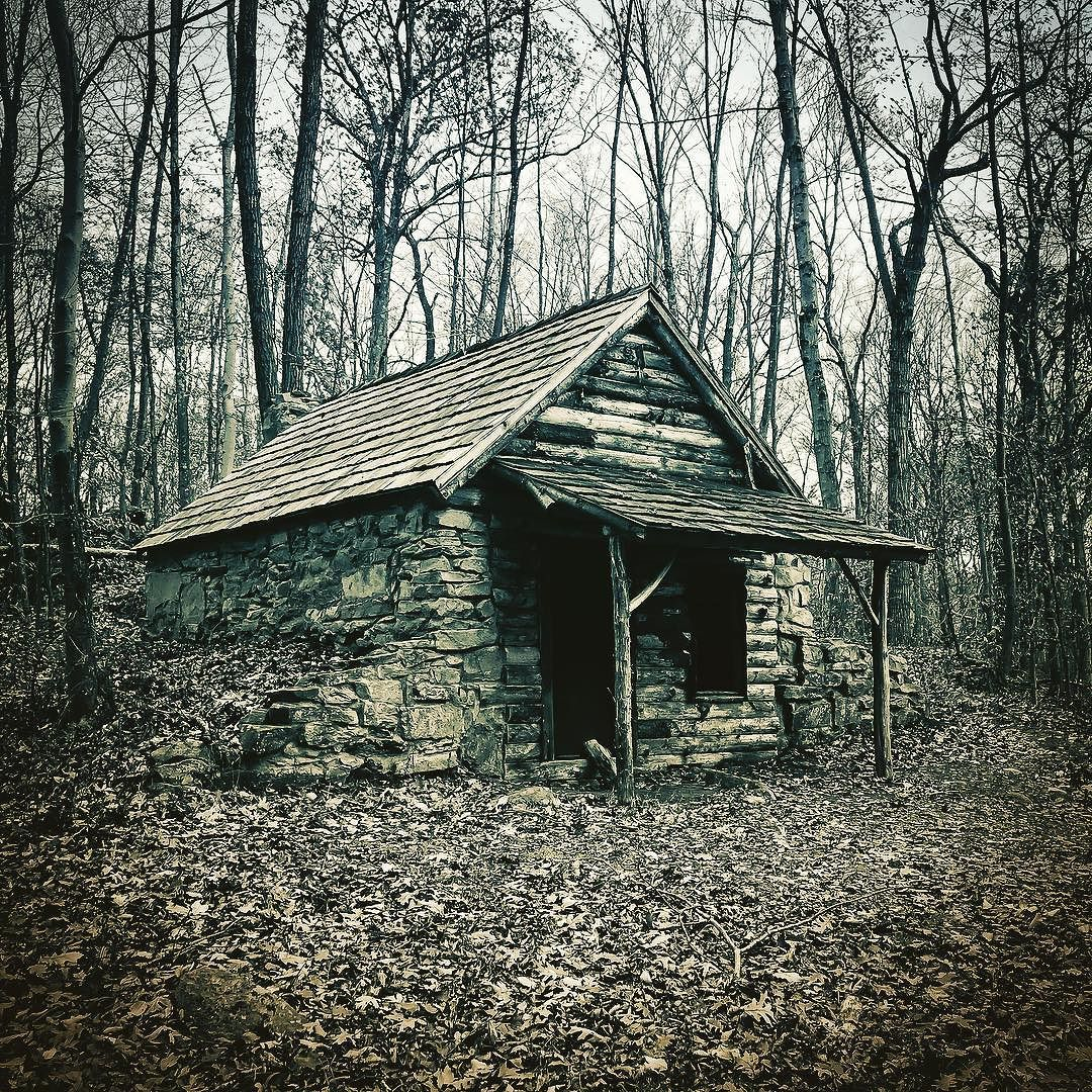 This Cabin Provided Much Fodder For Nightmares And Creative Story