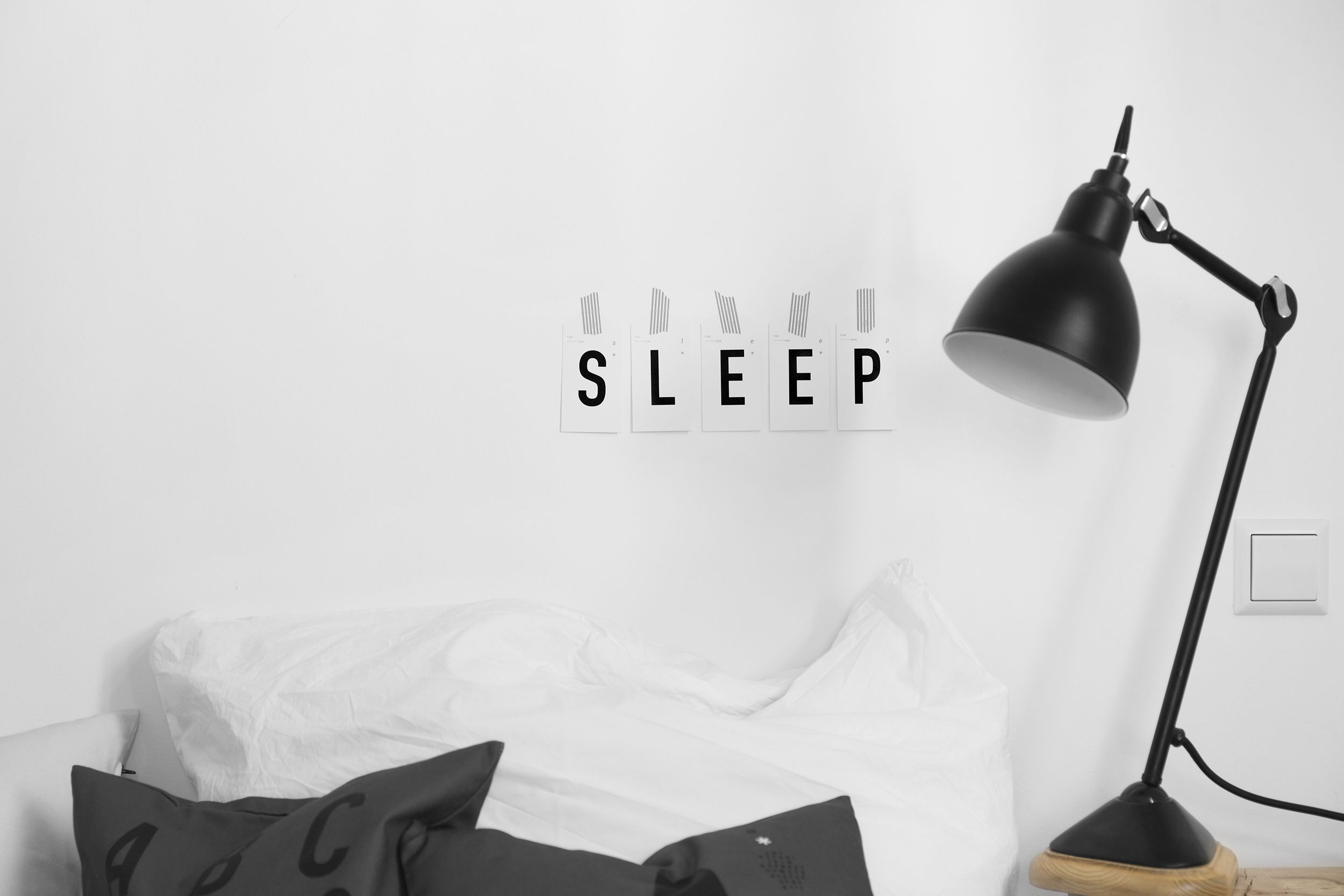 More sleep, please! Shop it now on www.typehype.com