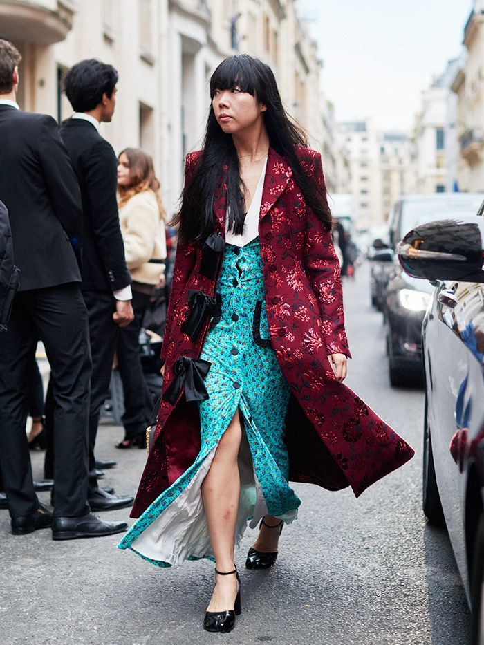 If You Love Ladylike Looks, You Need to See the Street Style in Paris Right Now