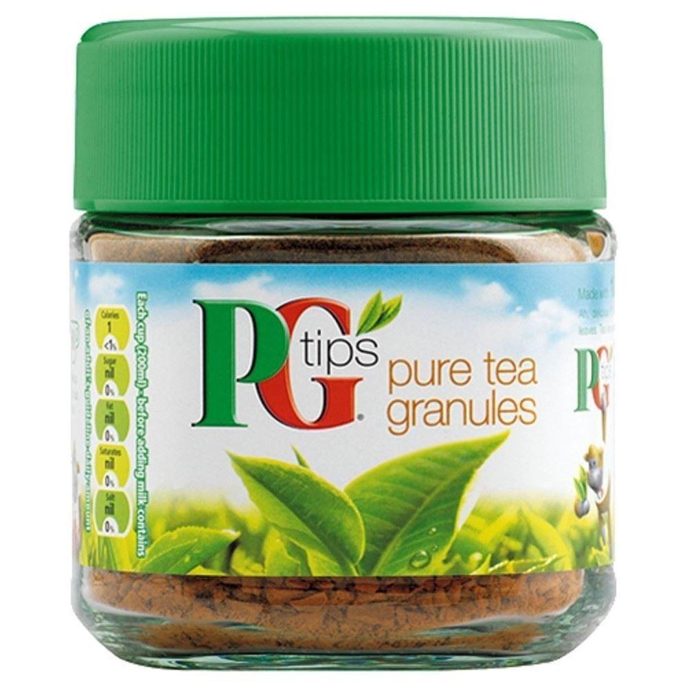 Pg Tips Pure Instant Tea Granules (40G) #ebay