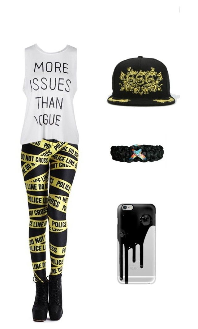 """""""Vee's Bad Girl Outfit"""" by veeorvixy on Polyvore featuring ..."""