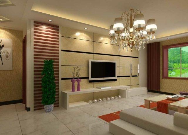 Beleuchtung im Wohnzimmer- 24 moderne und klassische Ideen - beleuchtung wohnzimmer ideen