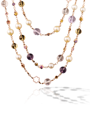 dd4399f34366 Collar barroco de Chanel con perlas cultivadas