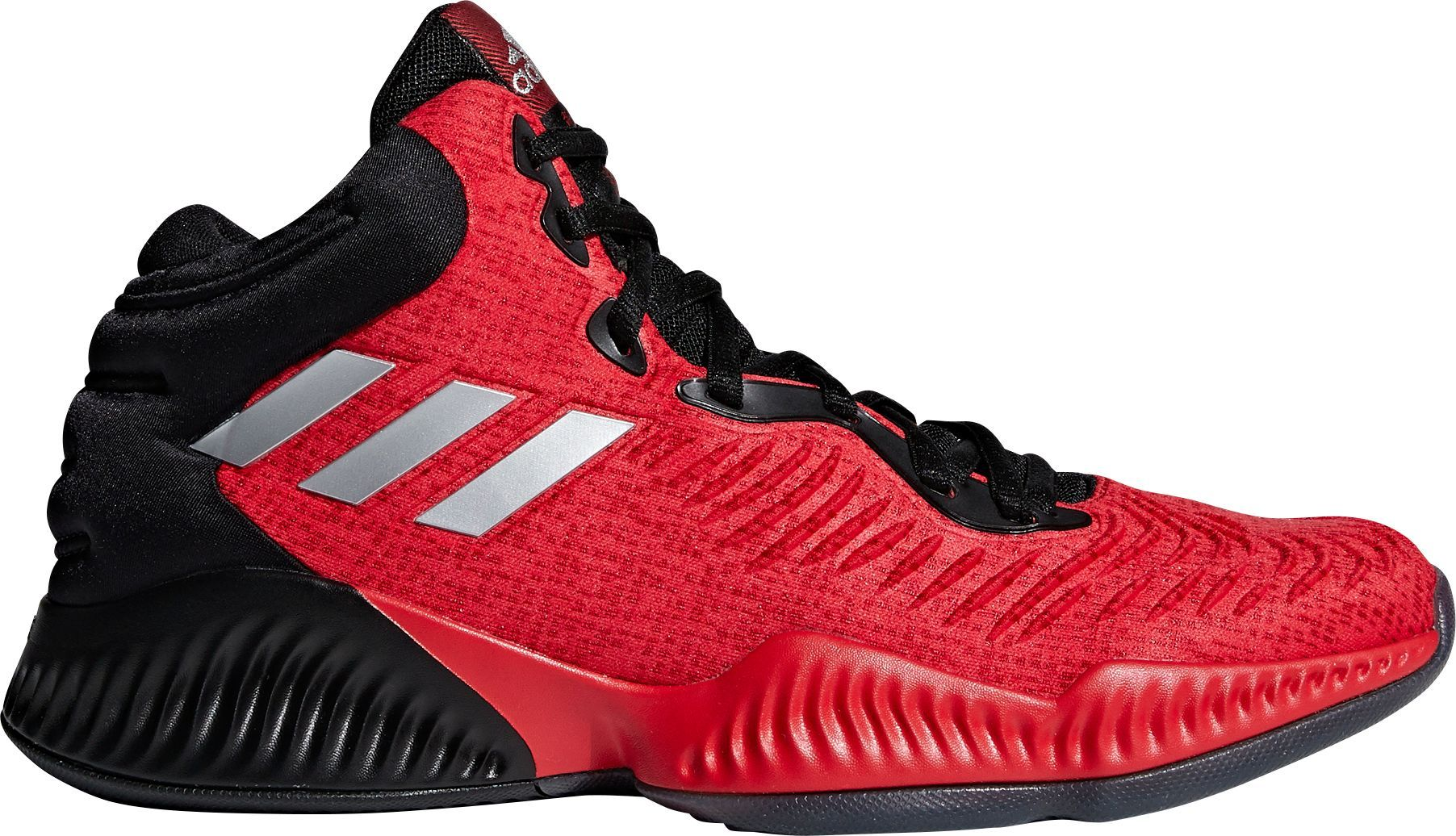 63bcf3559 adidas Men s Mad Bounce 2018 Basketball Shoes
