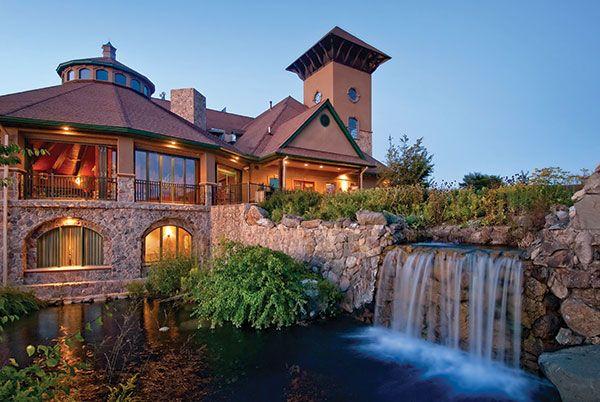 15 Best Romantic Weekend Getaways In New Jersey The Crazy Tourist Romantic Weekend Getaways Hotel Getaways Crystal Springs Resort