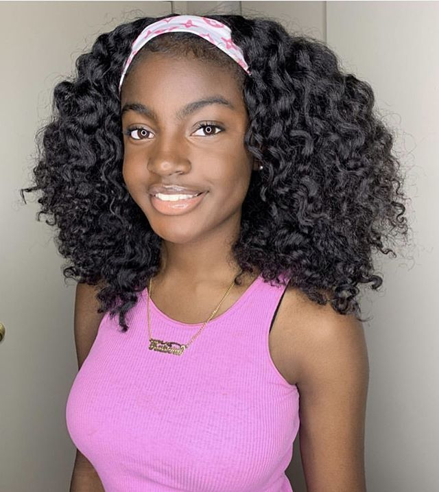 """Natural Hair Loves, LLC on Instagram: """"True beauty starts with being yourself. Go queen"""